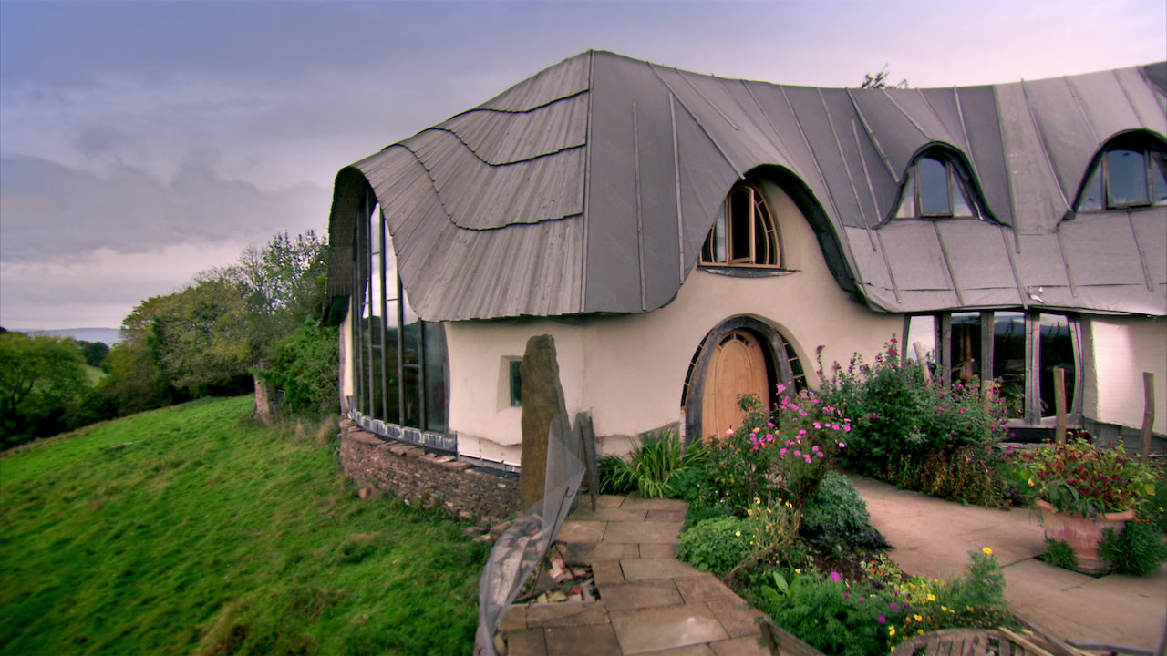 'Casa Domo' em  Herefordshire (Inglaterra) / Neftlix