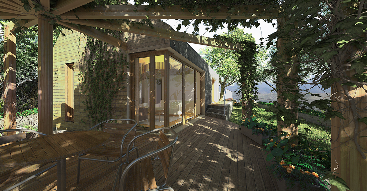 Casa Fibonaci / Habitat Saudável