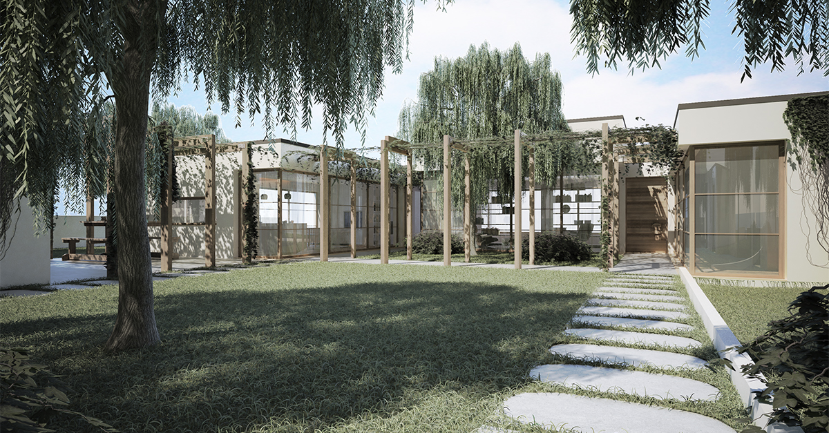 Casa Ortigosa / Habitat Saudável