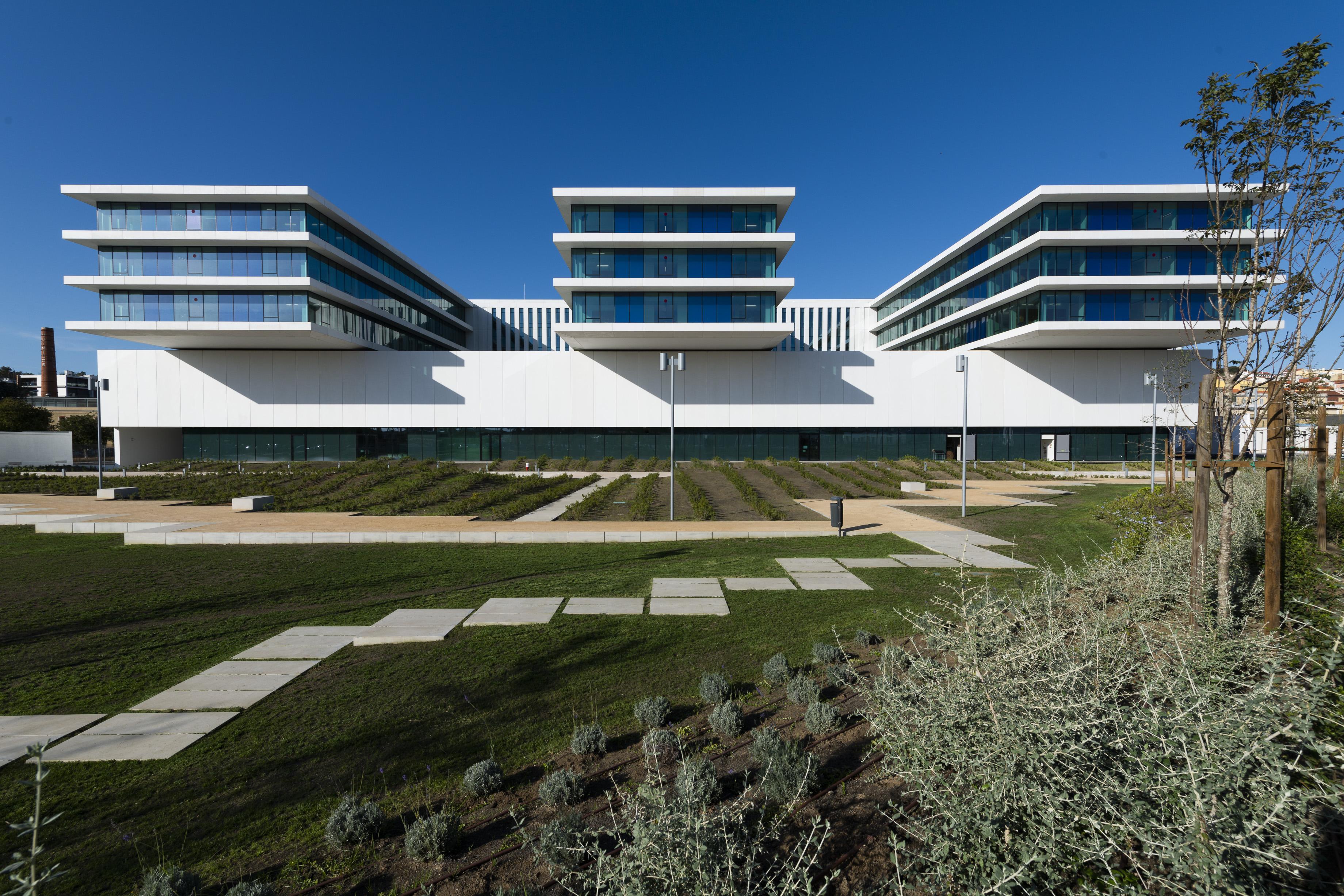 Gestão da obra do novo hospital CUF Tejo esteve a cargo da Engexpor / Engexpor