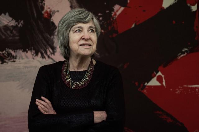 Helena Roseta, coordenadora do programa Bairros Saudáveis. / Bruno Martins