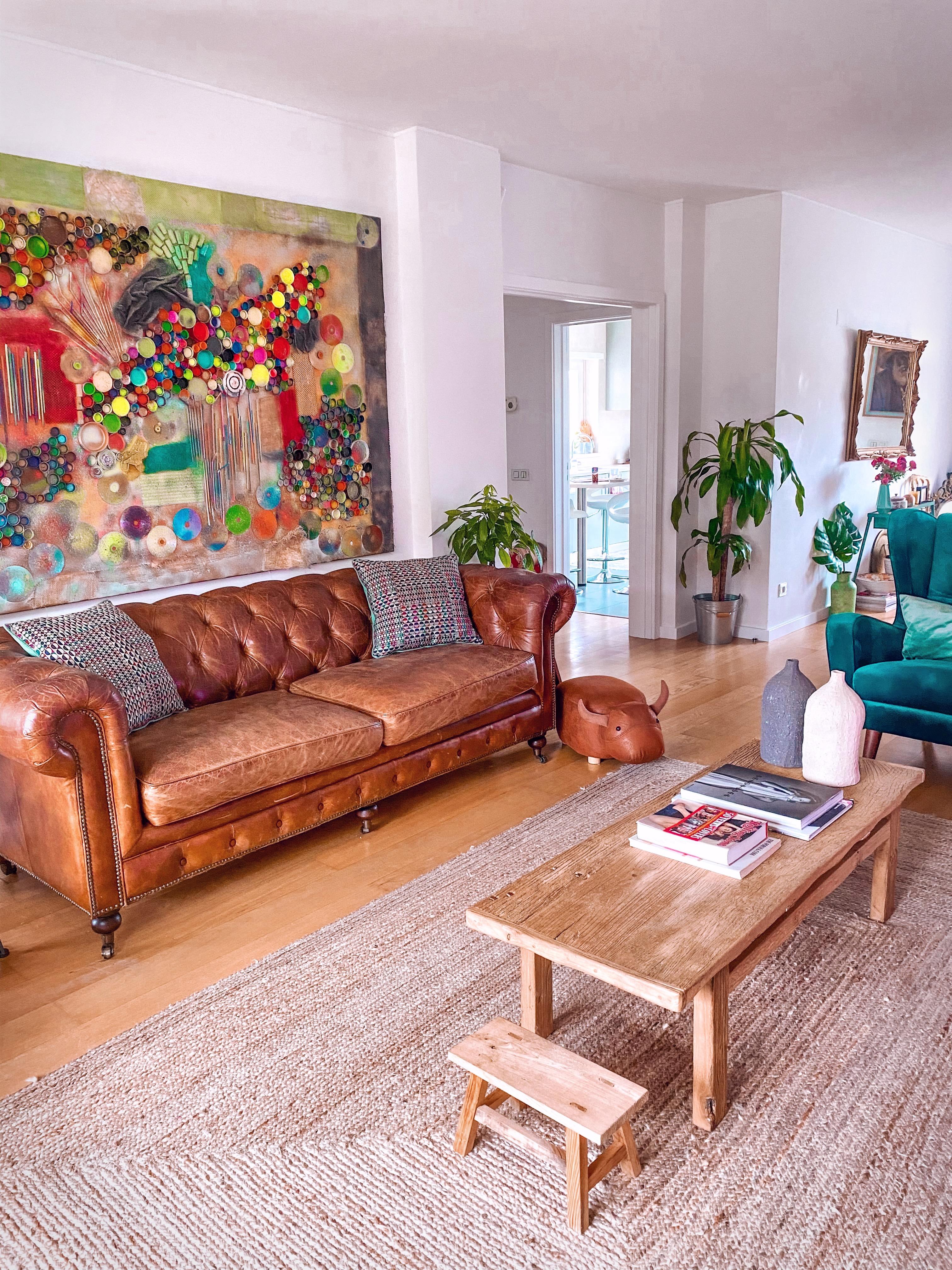 Sala de estar / Madalena Abecasis