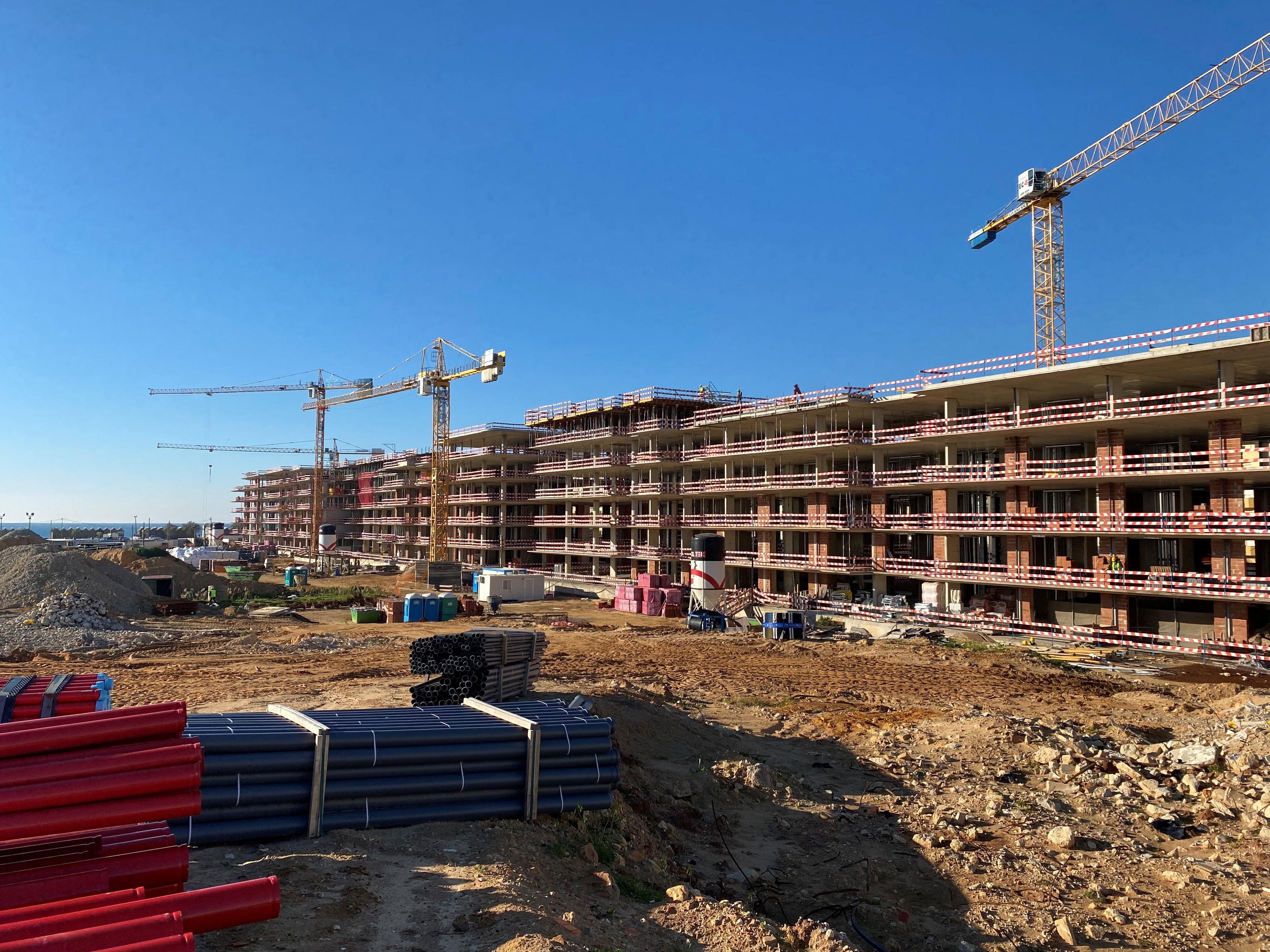 Bayline, no Algarve / Vanguard Properties