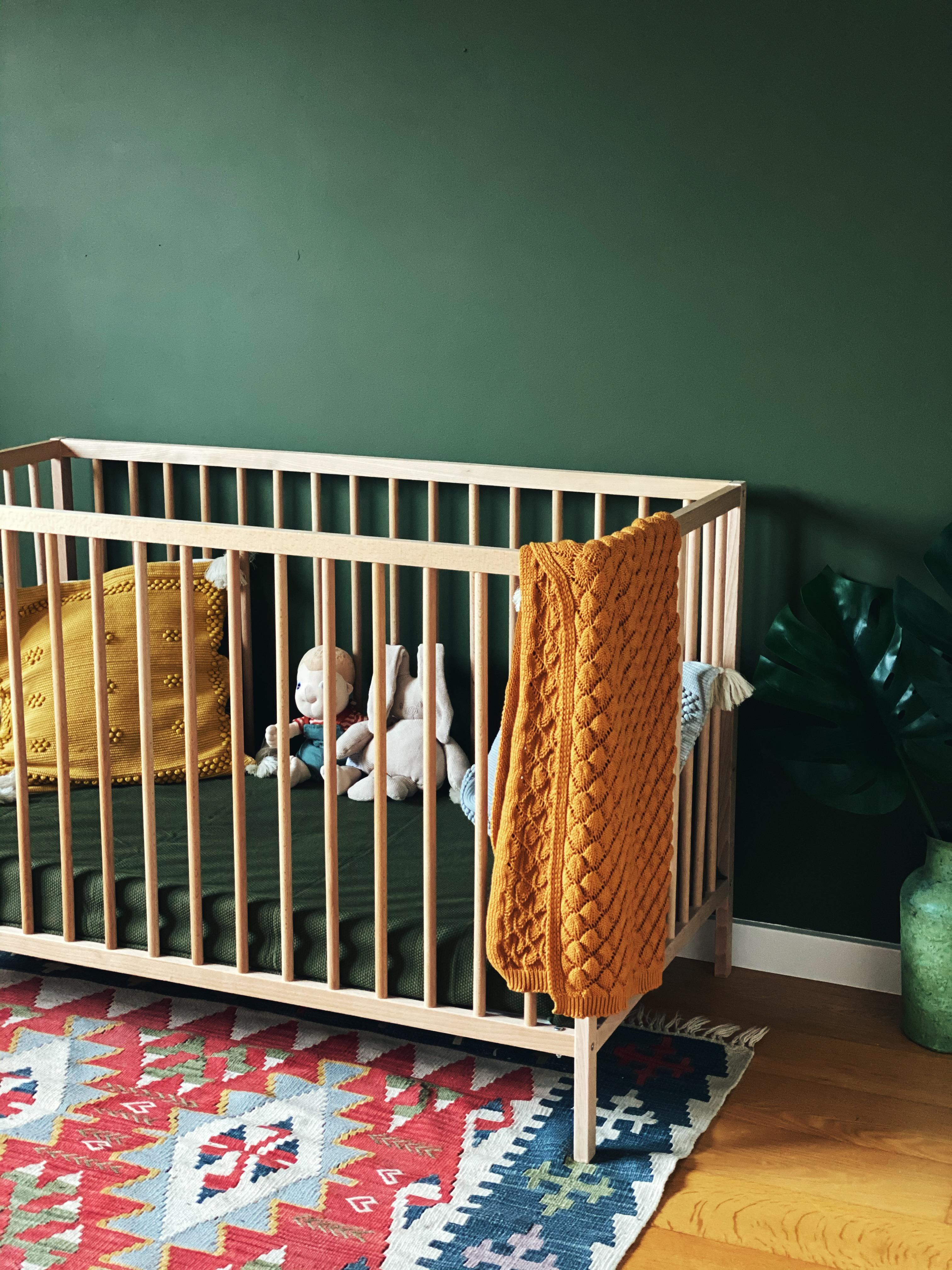Quarto de bebé / Madalena Abecasis
