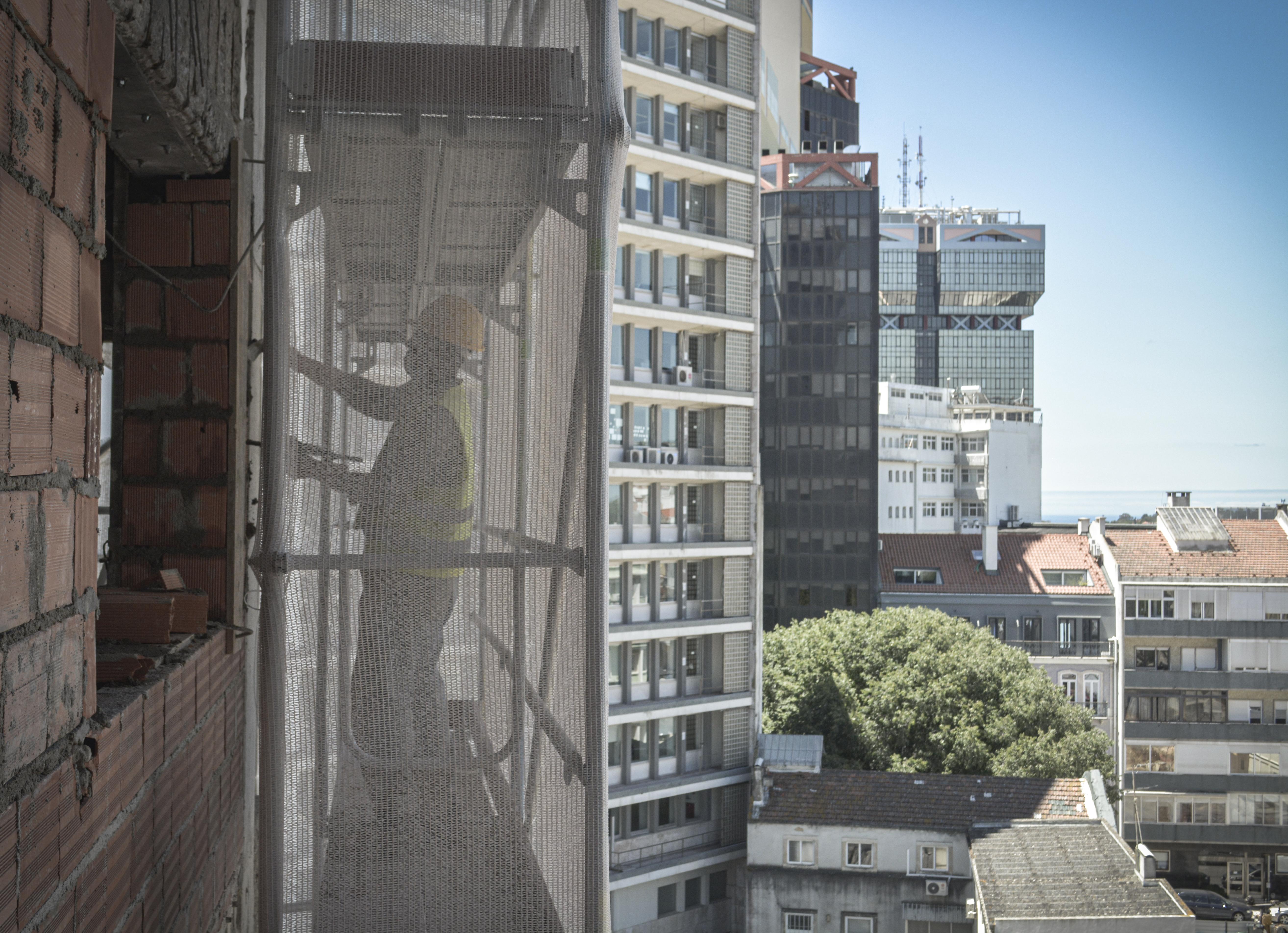 Projeto A'Tower está a nascer nas Amoreiras, em Lisboa / Vanguard Properties