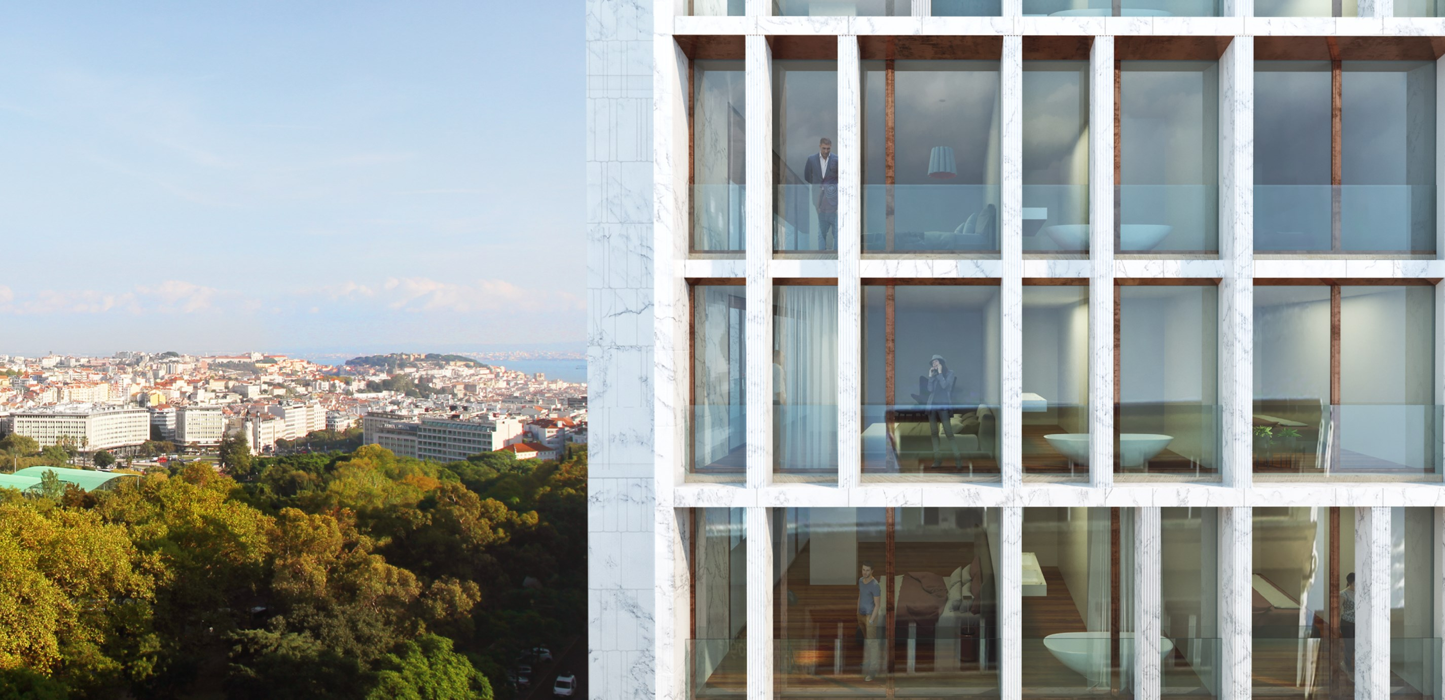 Edifício Castilho 203, ARX Portugal Arquitectos / Vanguard Properties