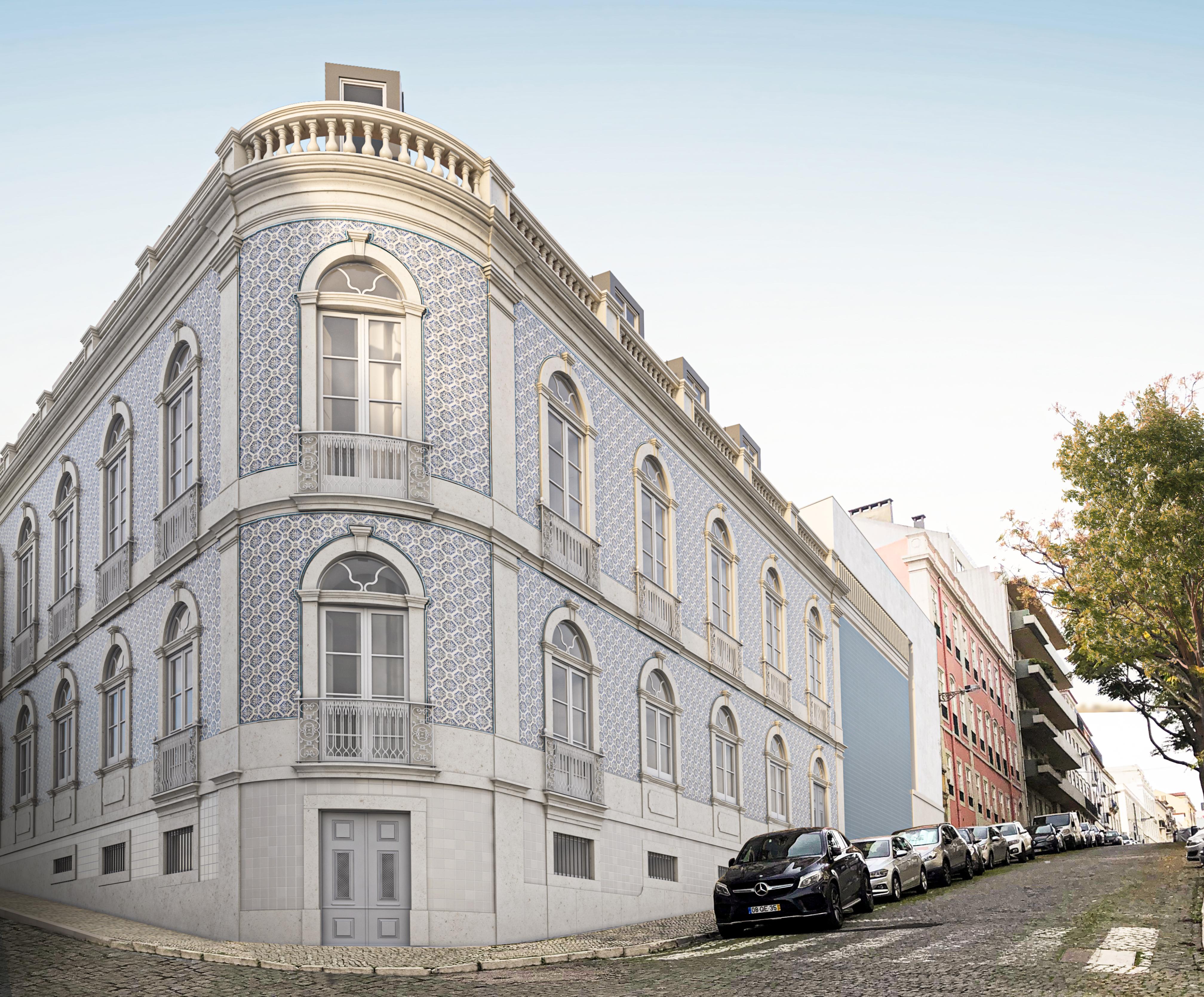 Lapa One, em Lisboa / Vanguard Properties
