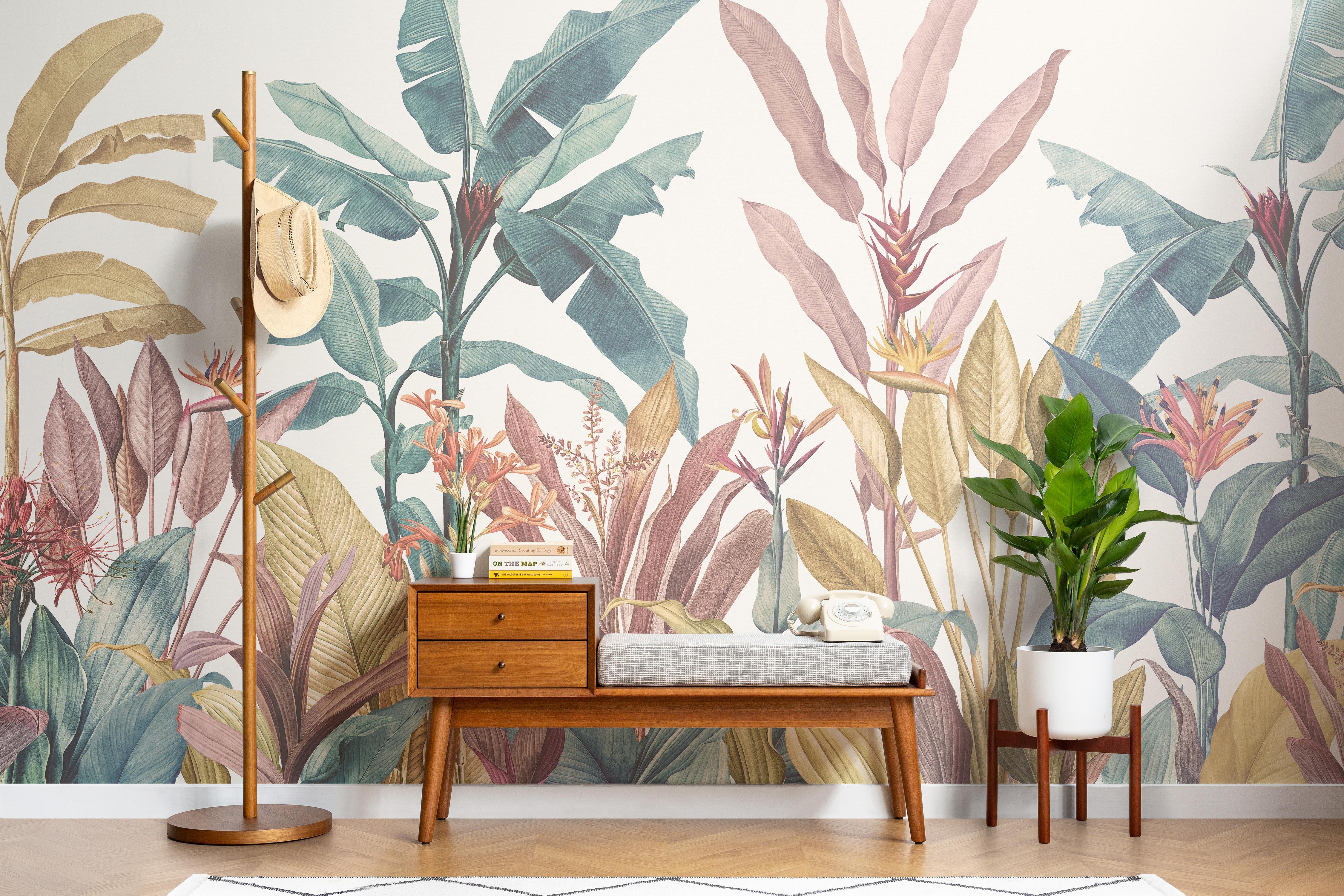 Redouté / MuralsWallpaper