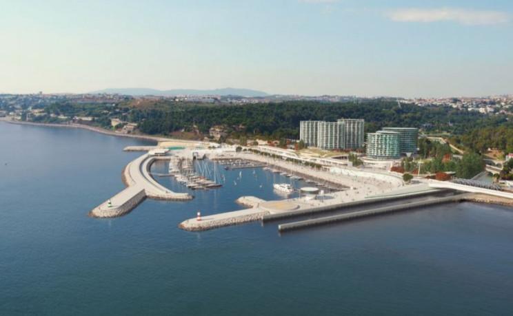 Memória Descritiva da Operação de Loteamento do projeto Porto Cruz / GRUPO SIL/MIGUEL AMADO ARQUITECTOS