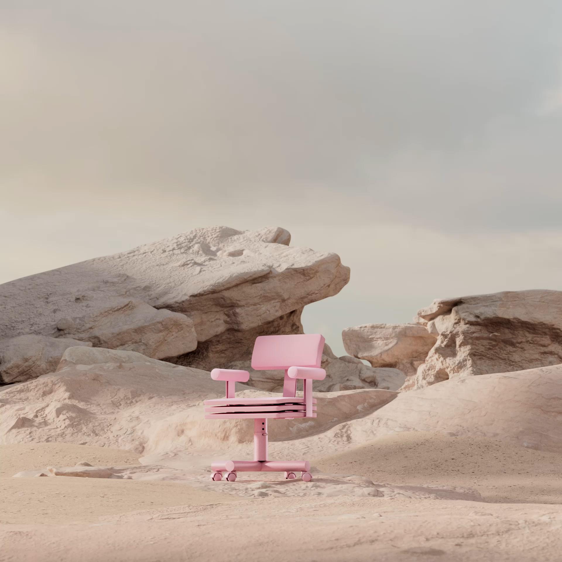 Cadeira ABBA / Andrés Reisinger