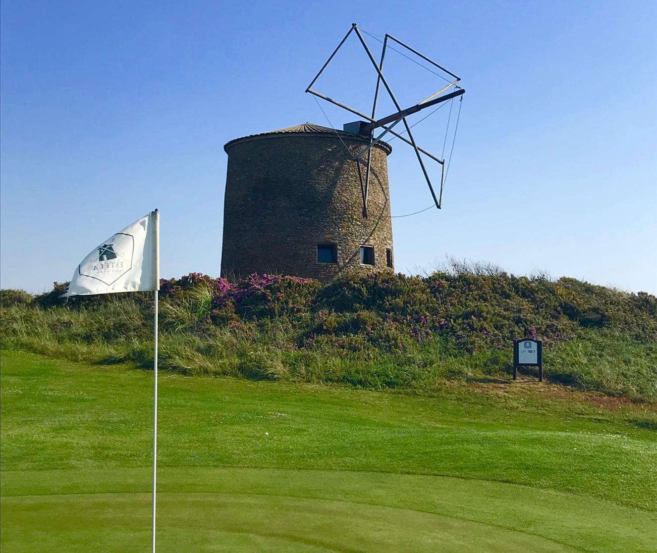 Campo de golfe da Estela, na Póvoa de Varzim / Nelson Quintas