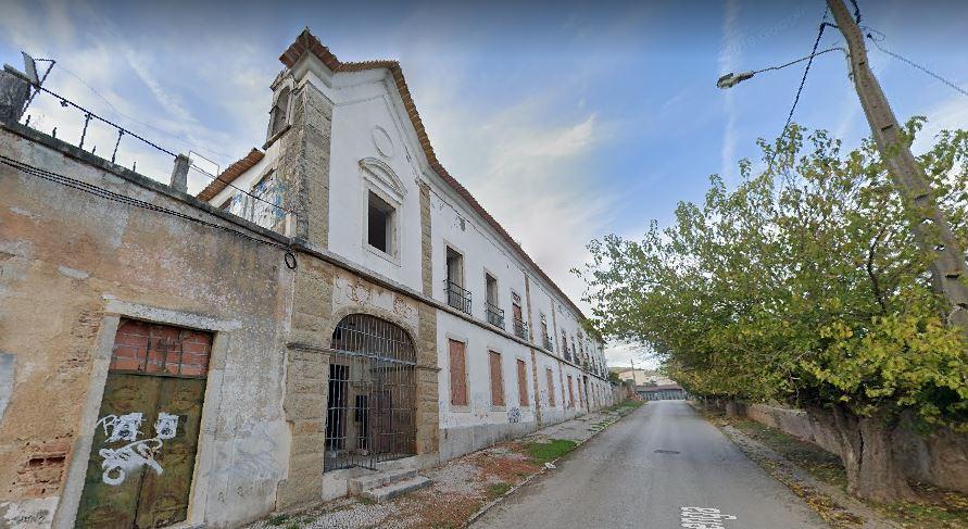 Palácio da Vialonga / Google Maps