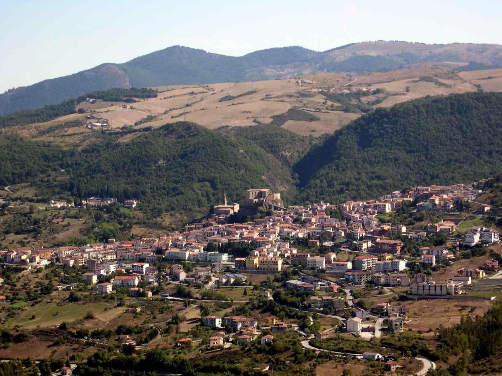 Comuna de Laurenzana