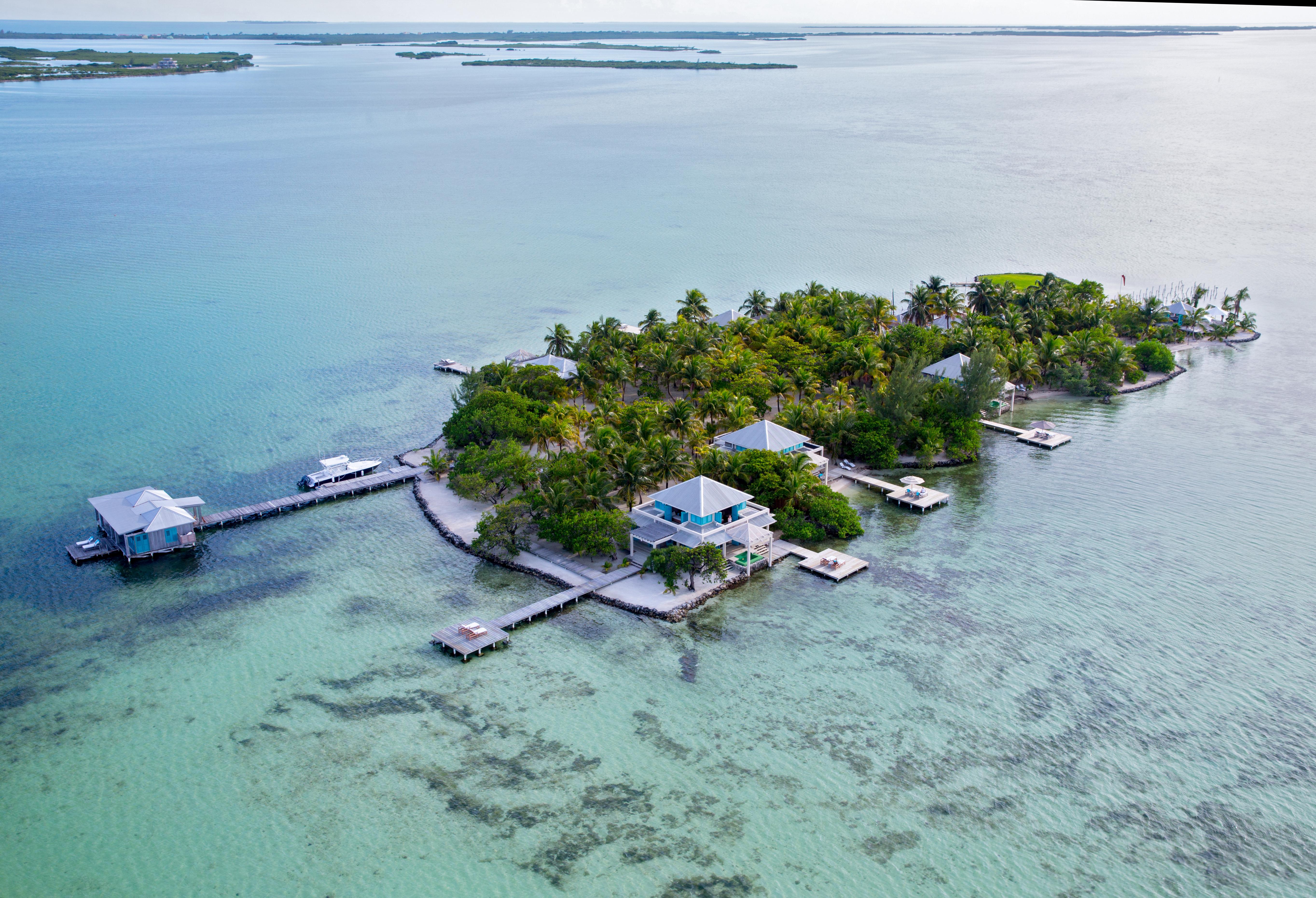 Private Island/Cayo Espanto