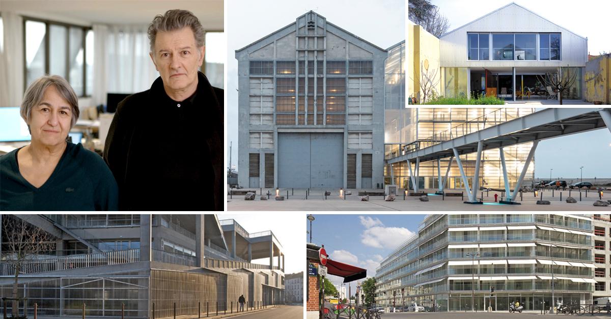 The Pritzker Architecture Prize/Philippe Ruault/Laurian Ghinitoiu