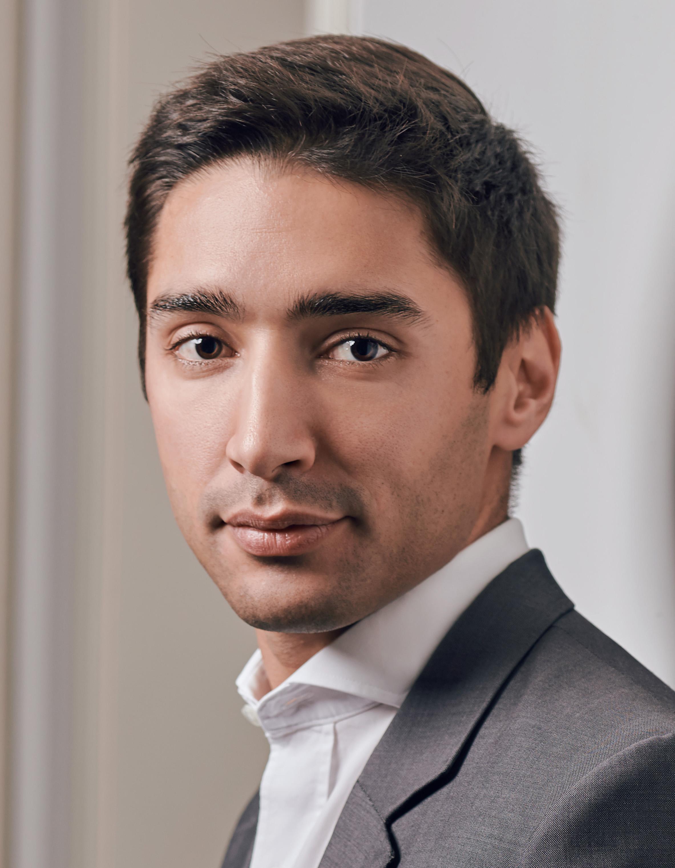 Ricardo Farinha, administrador. / Grupo AFA