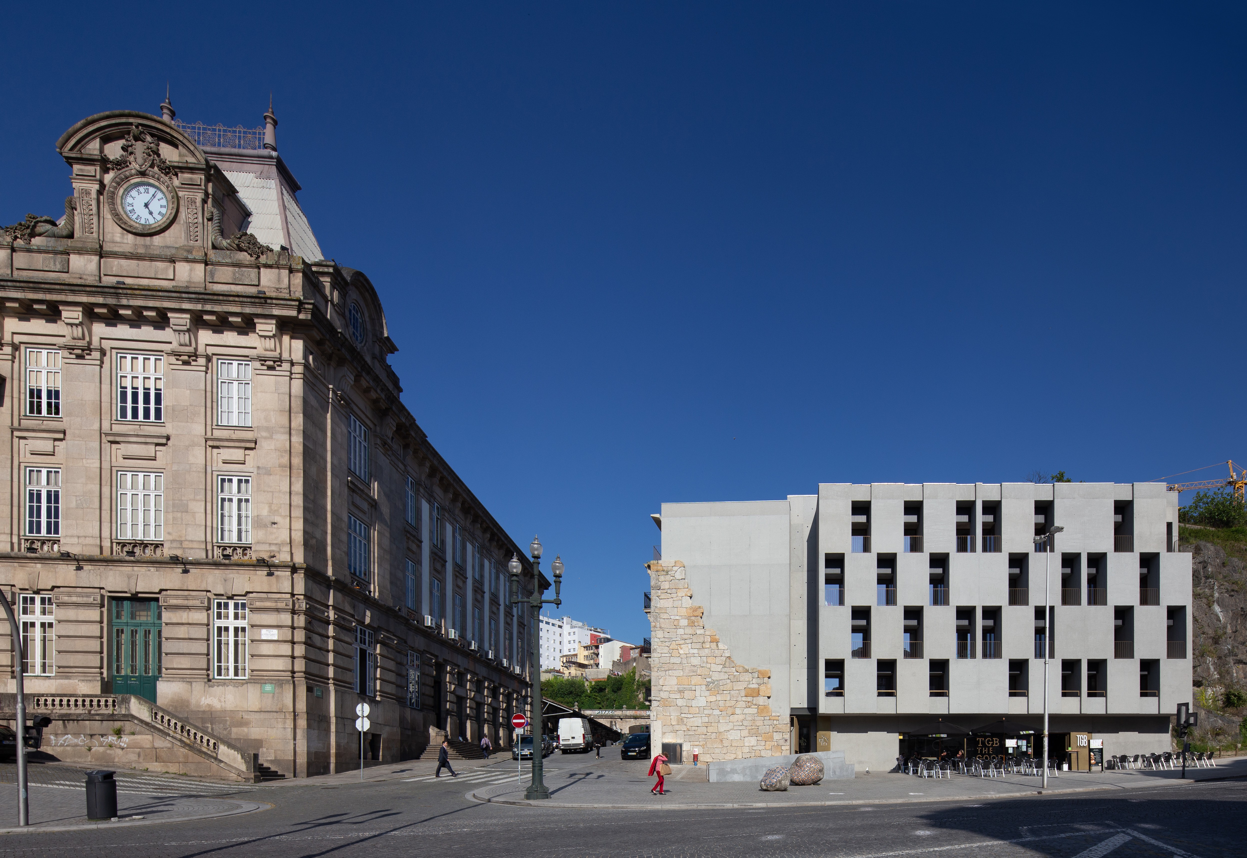 S.Bento Residences, Grupo Nelson Quintas / Alexander Bogorodskiy