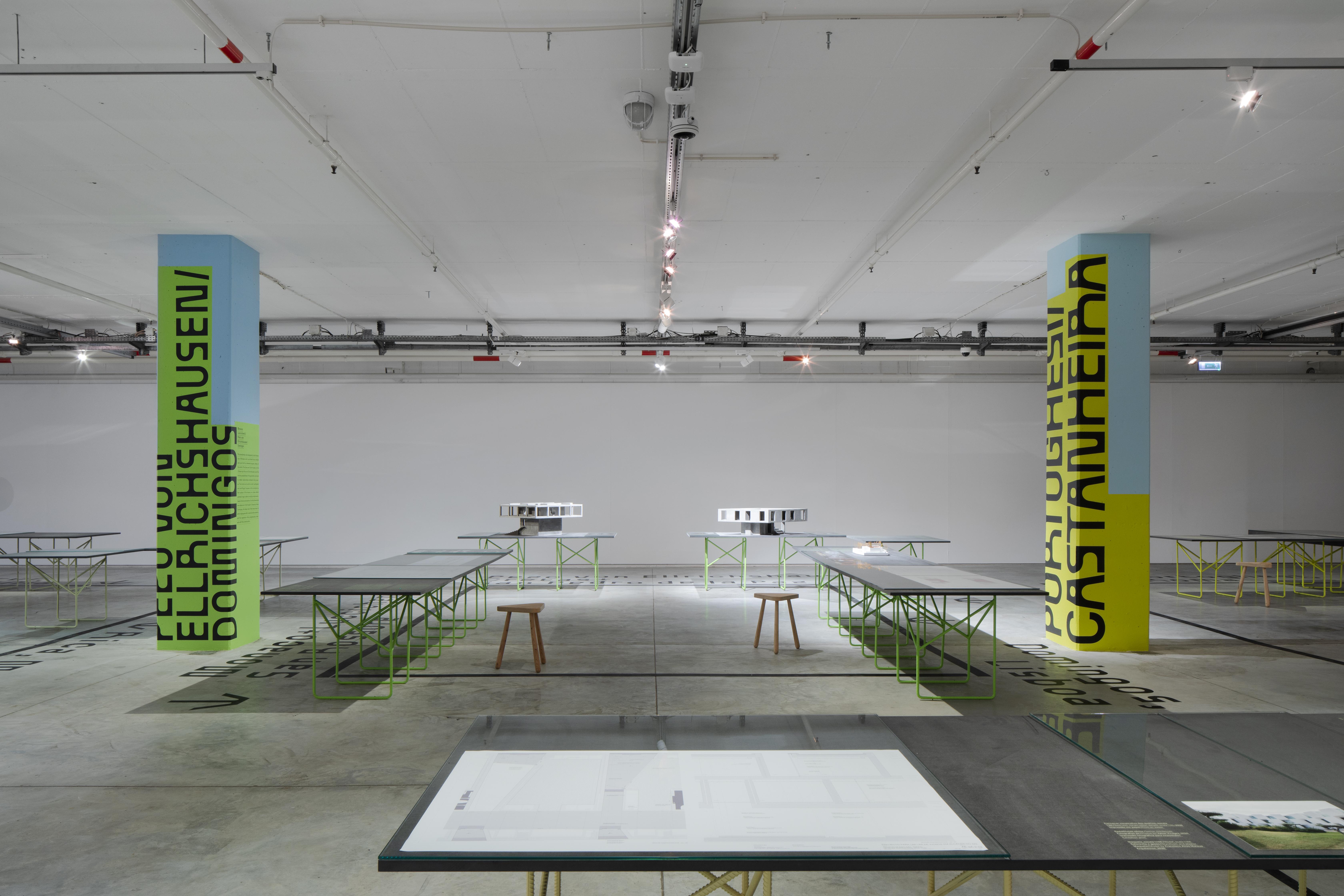 Em Casa. Projetos para Habitação Contemporânea, Garagem Sul, 2021 / © Tiago Casanova