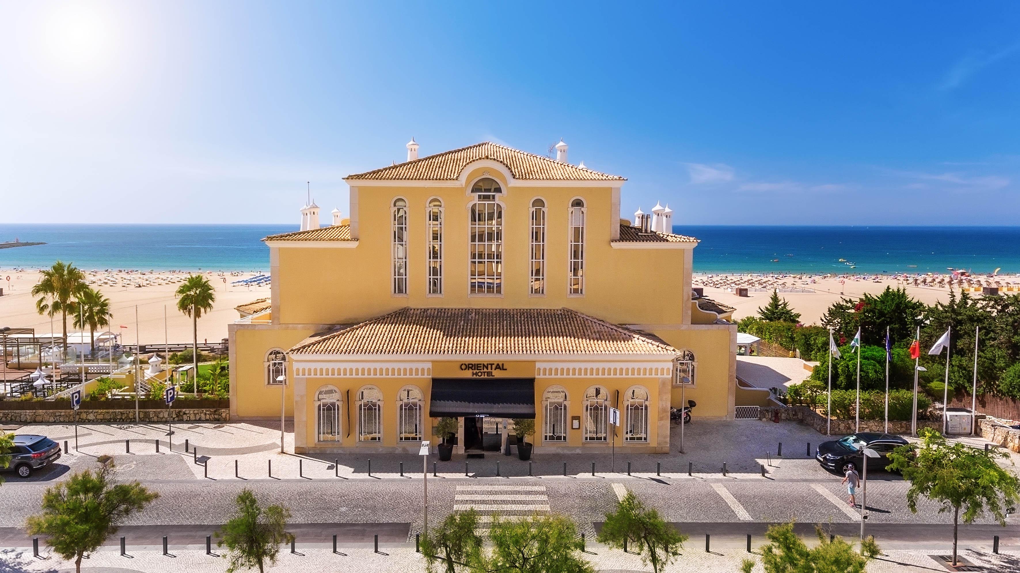 Exterior / AP Oriental Beach | Portimão