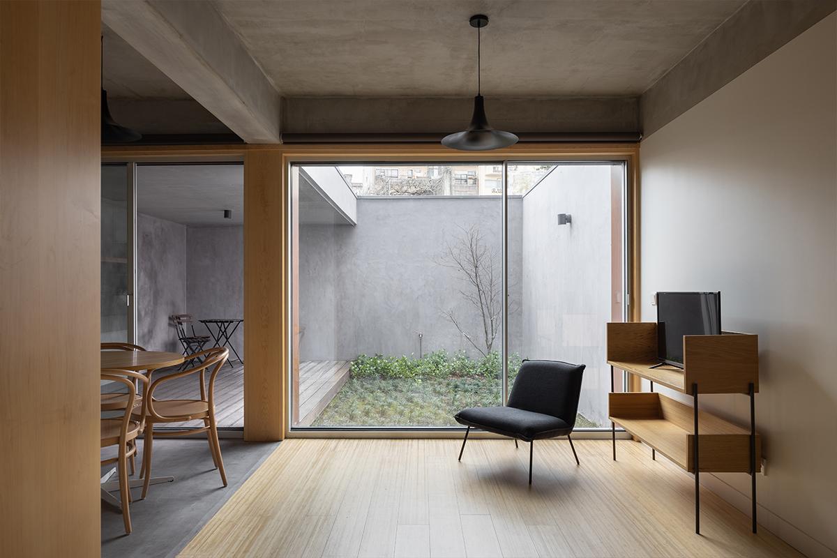 Aparthotel Anselmo/ Arquitetos Aliados + Susana Leite /  Foto: Alexander Bogorodskiy