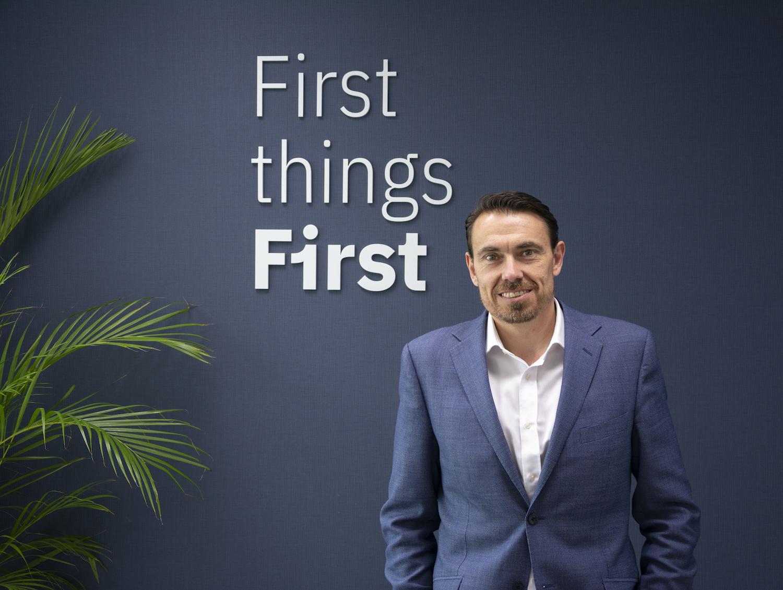 Óscar García Toledo, CEO de First Workplaces