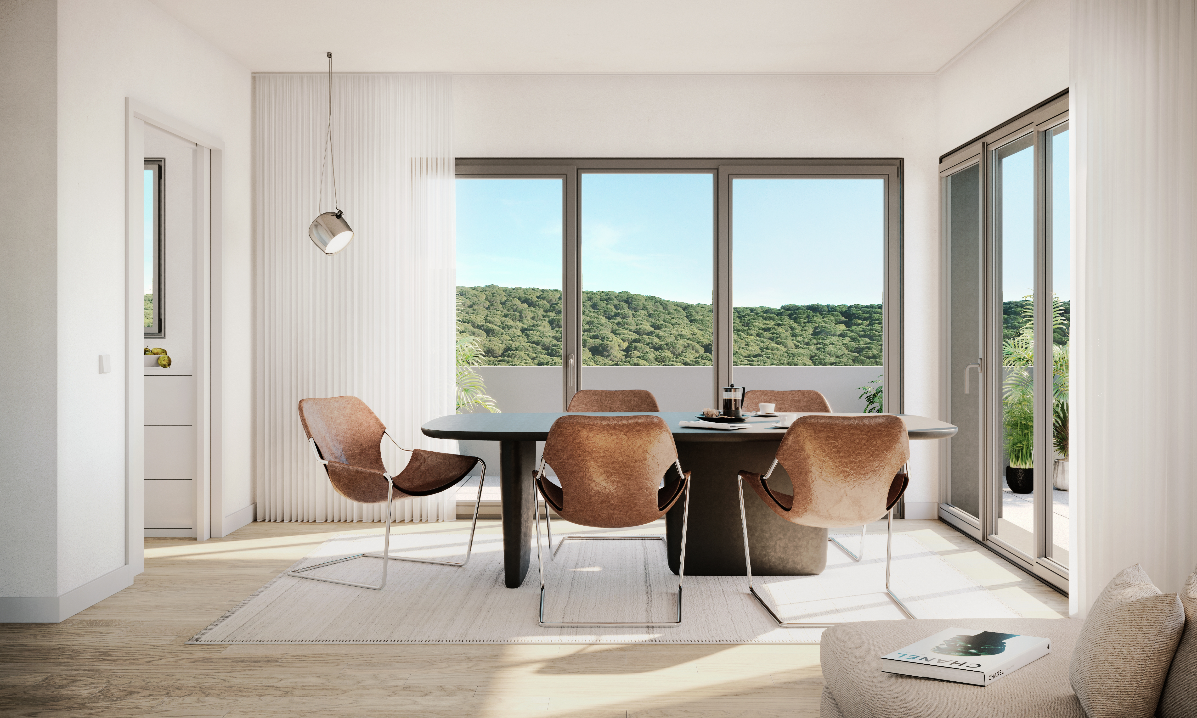 Sala do T4 / Solyd Property Developers