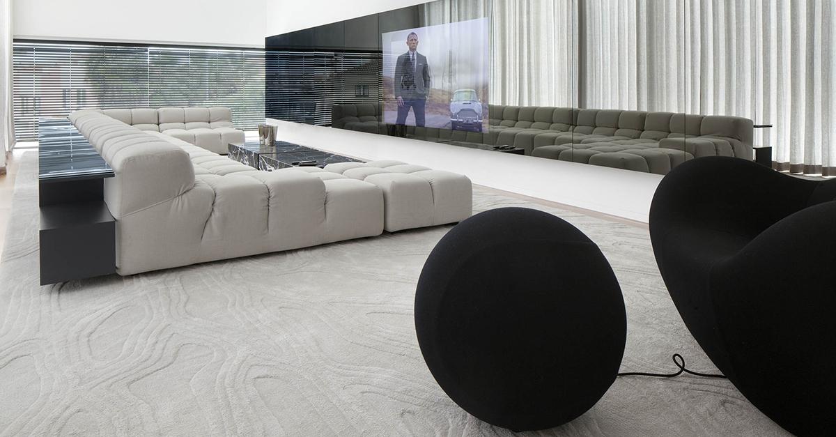 Interior do Estoril Villa / Grupo Gavinho