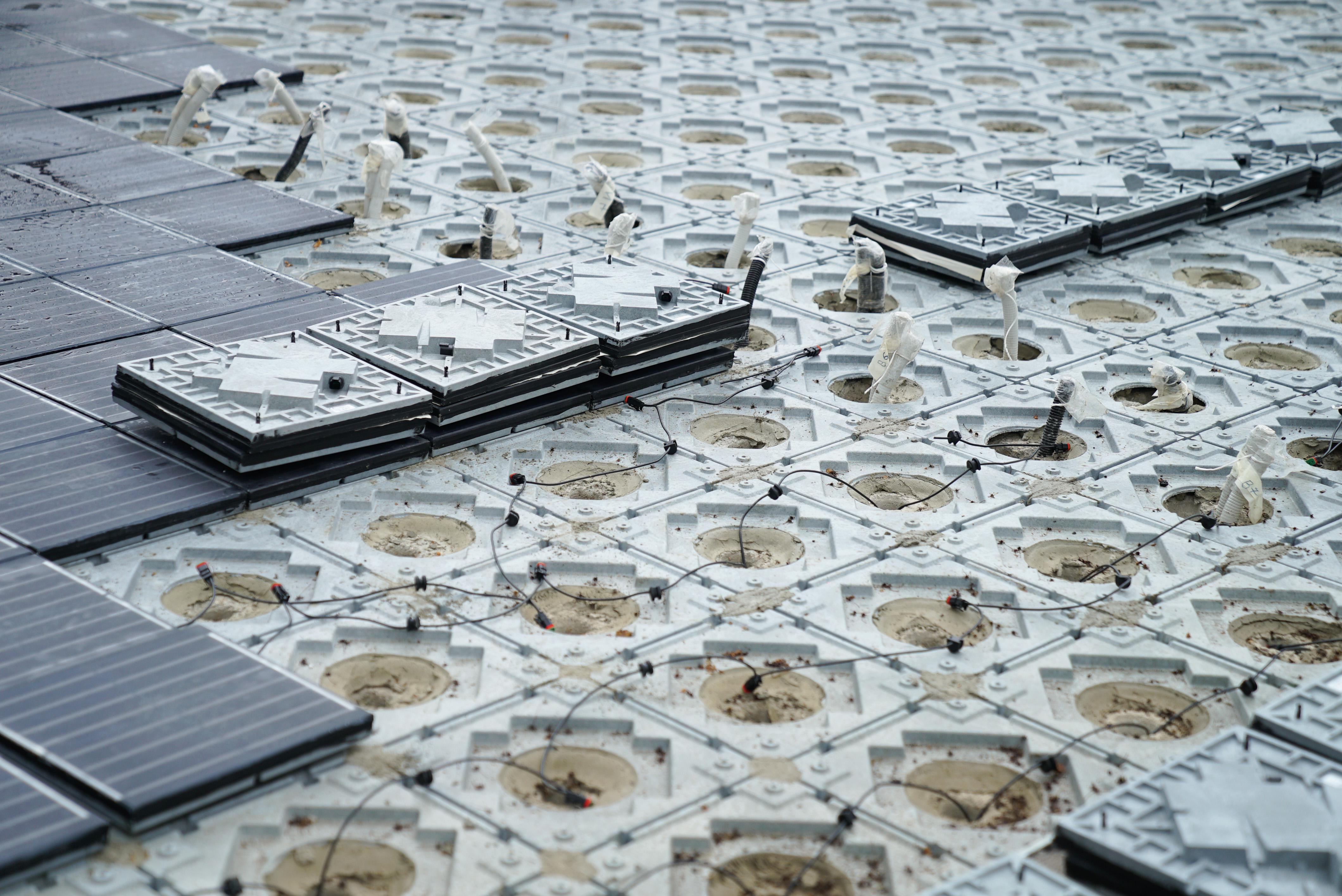 Primeiro pavimento de energia solar em Espanha