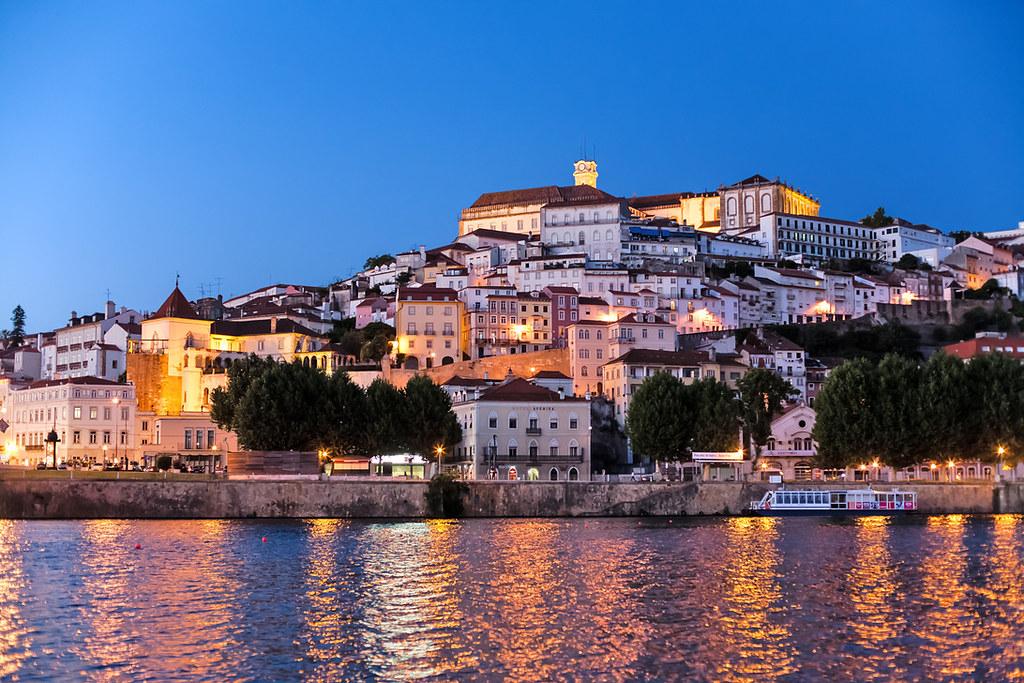 """Coimbra é contemplada com um prémio de 940.717 euros, o mais elevado de uma lista de 24 """"centros urbanos de nível superior"""". / Flickr"""