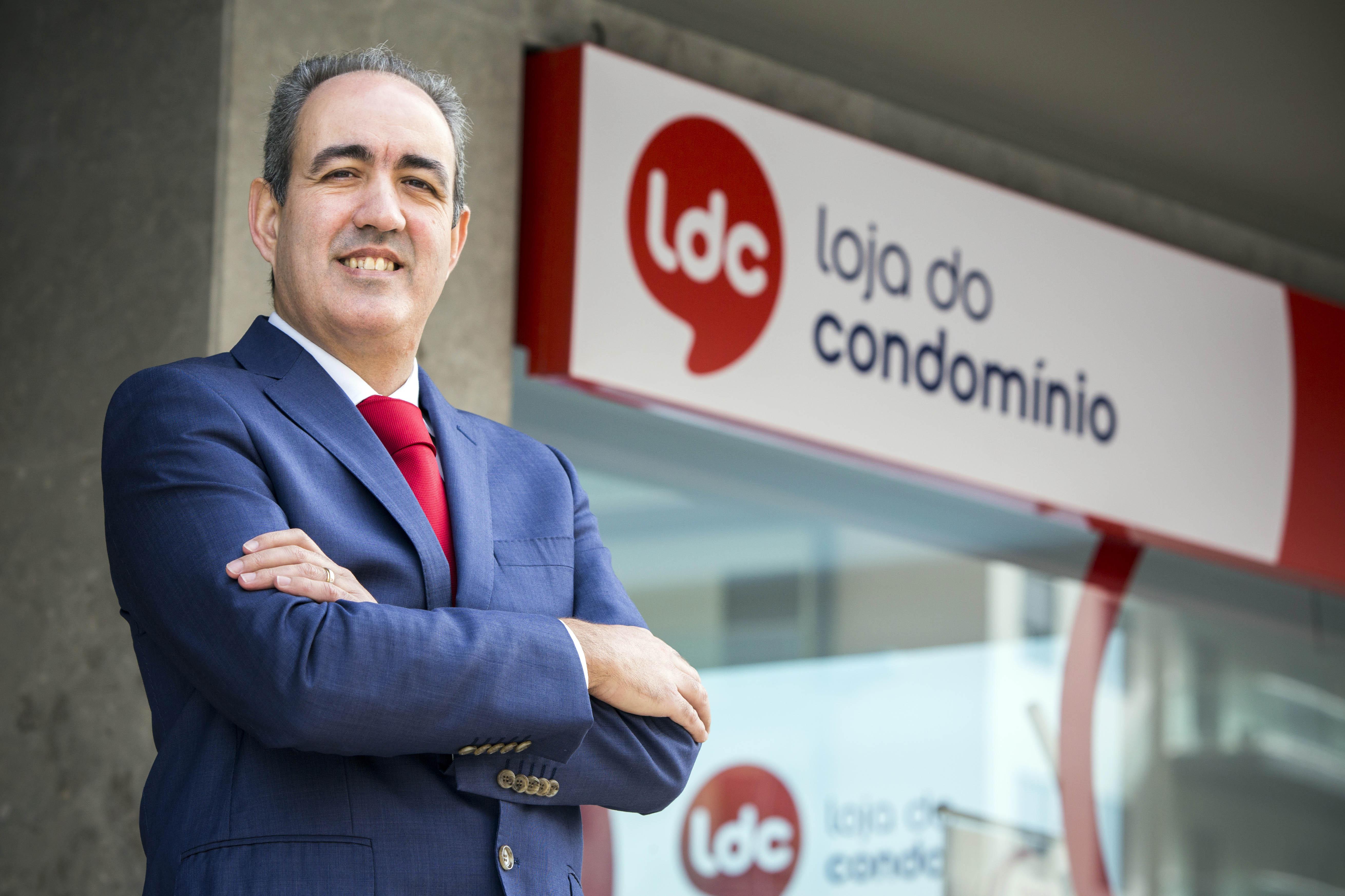 Paulo Antunes, CEO da Loja do Condomínio / Loja do Condomínio