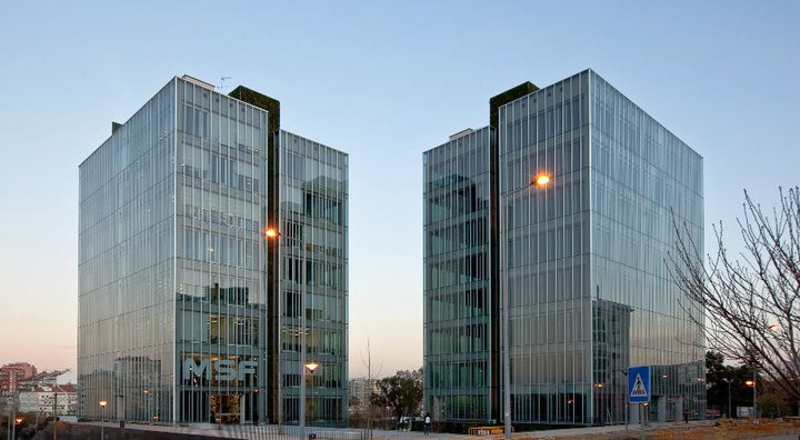 Cofidis vai instalar-se nas Natura Towers, em Lisboa / Facebook Natura Towers
