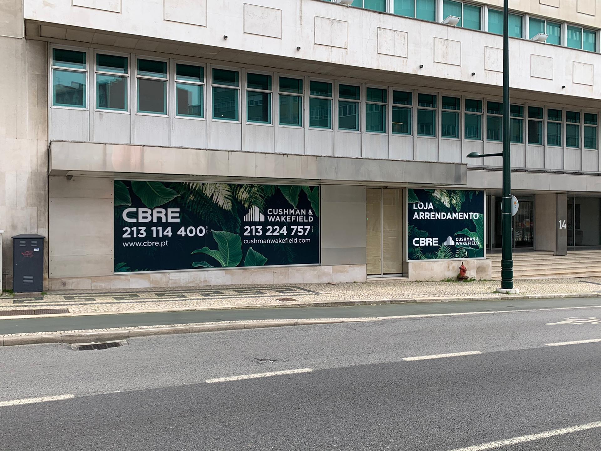Cushman & Wakefield e CBRE