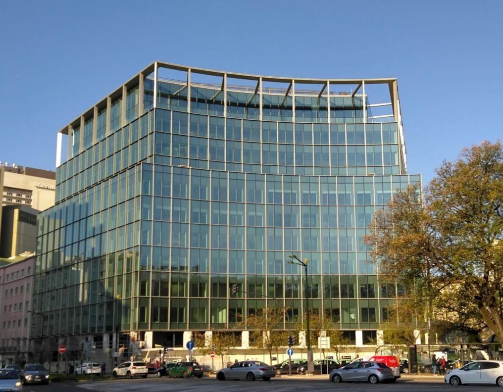 Edifício Monumental, em Lisboa  / Merlin Properties