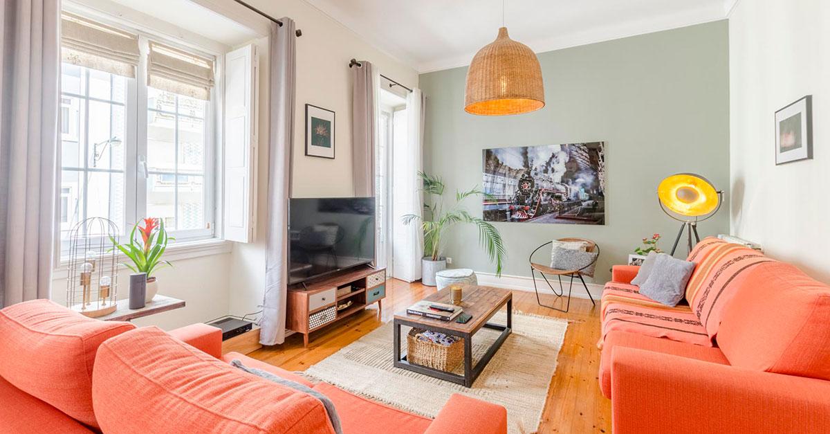 Apartamento T3 em Campo de Ourique, Lisboa / Lince Real Estate