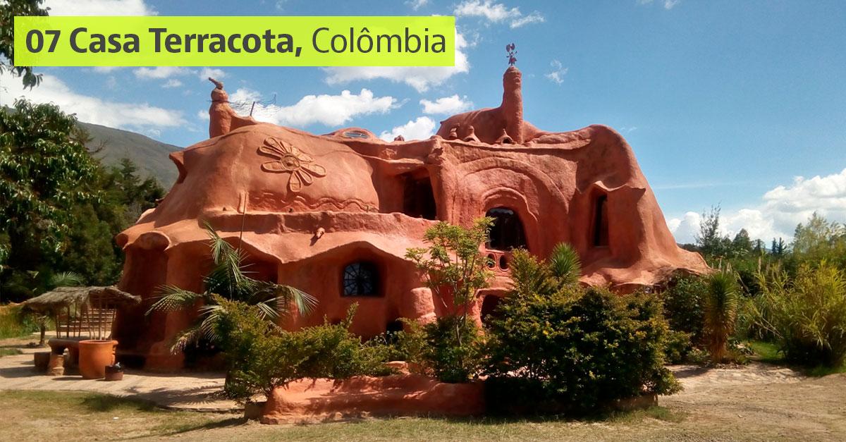 Casa Terracota, Colômbia