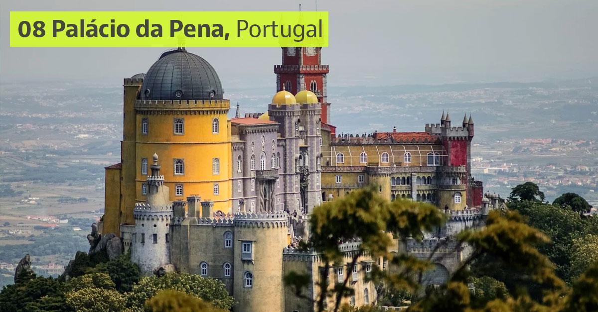 Palácio Nacional da Pena, Sintra (Portugal)