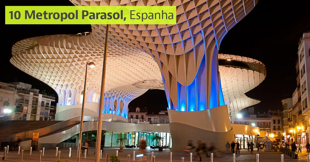 Metropol Parasol, Espanha