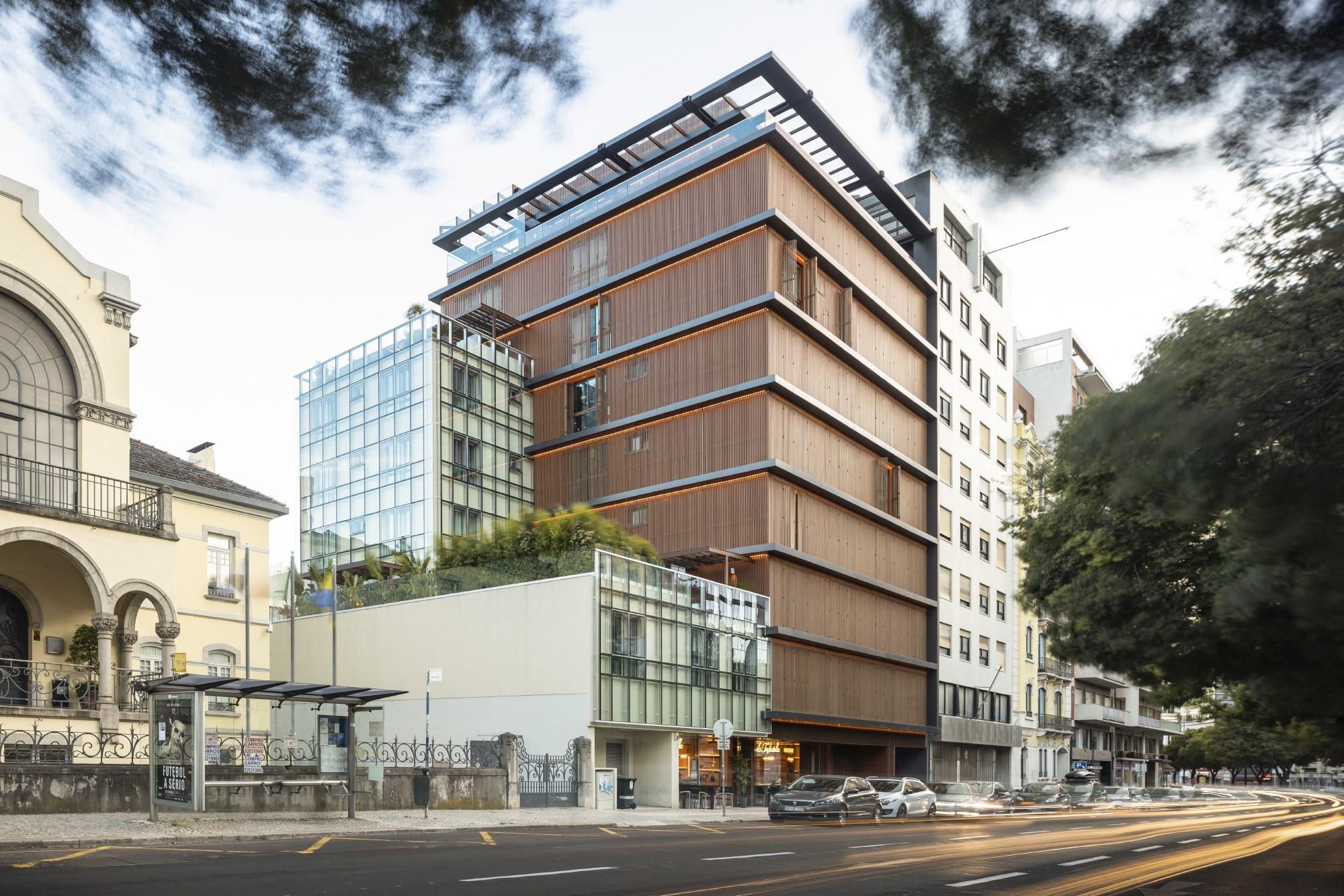 Nouveau Lisboa - já concluído / Major Development
