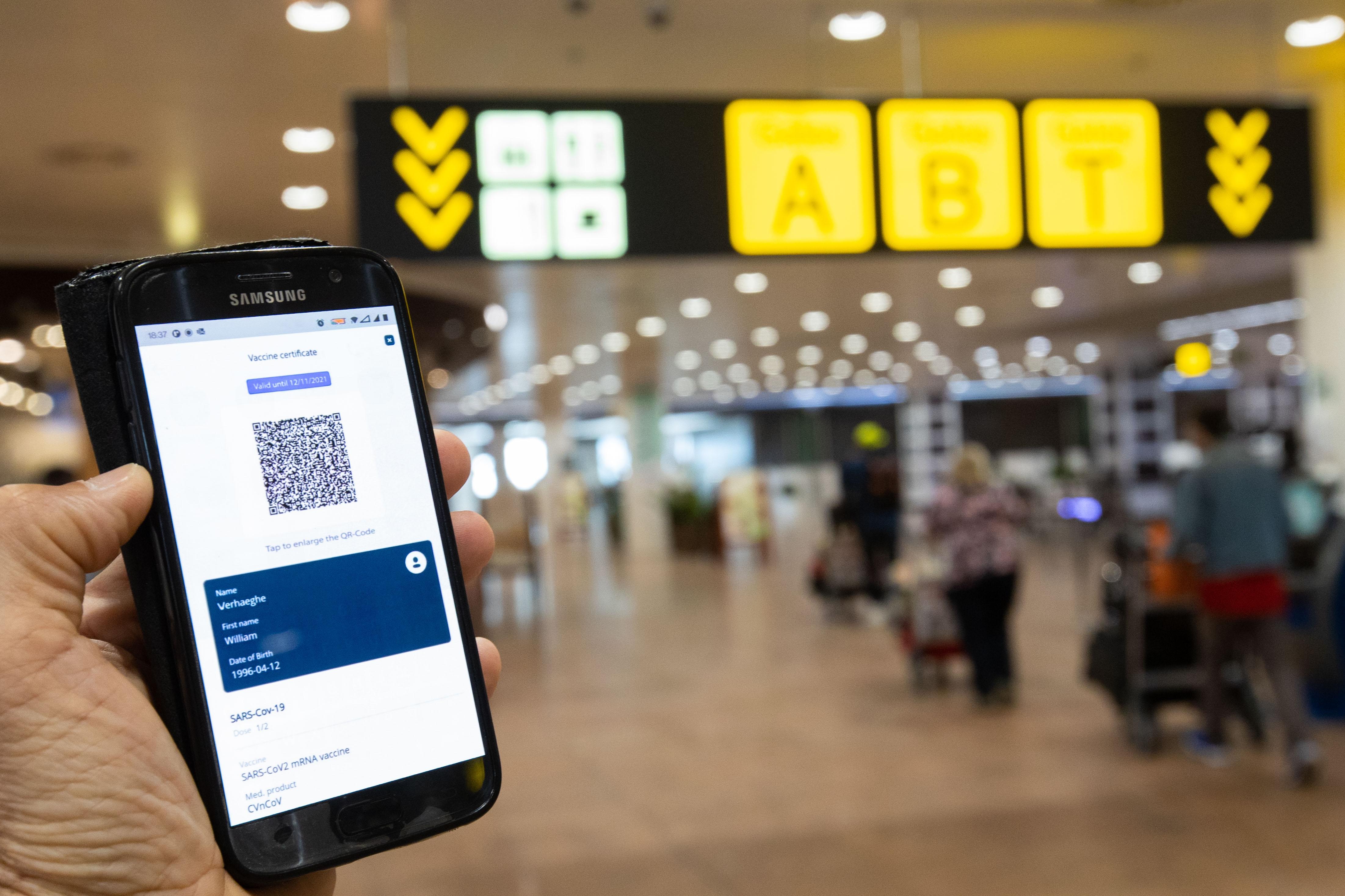Passaporte Covid: tudo sobre o novo certificado digital