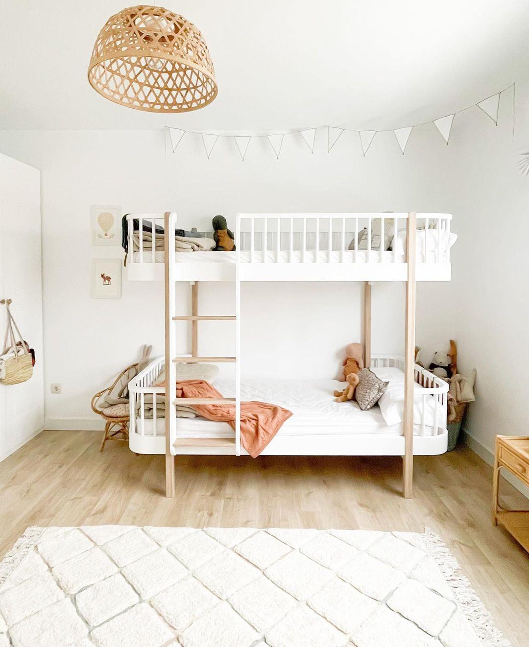 Ideias de decoração para quartos de criança