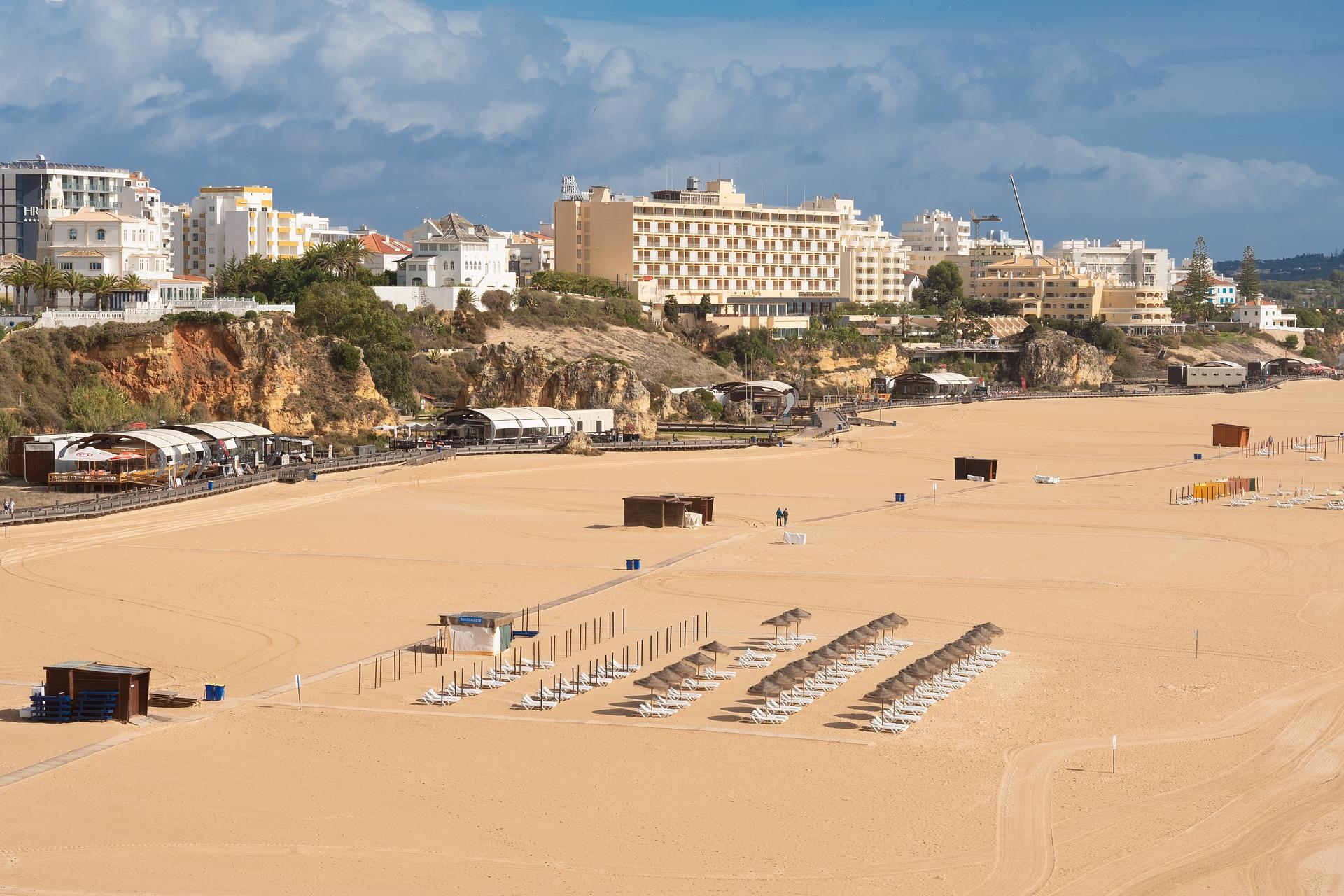Turismo alemão é o segundo maior do Algarve