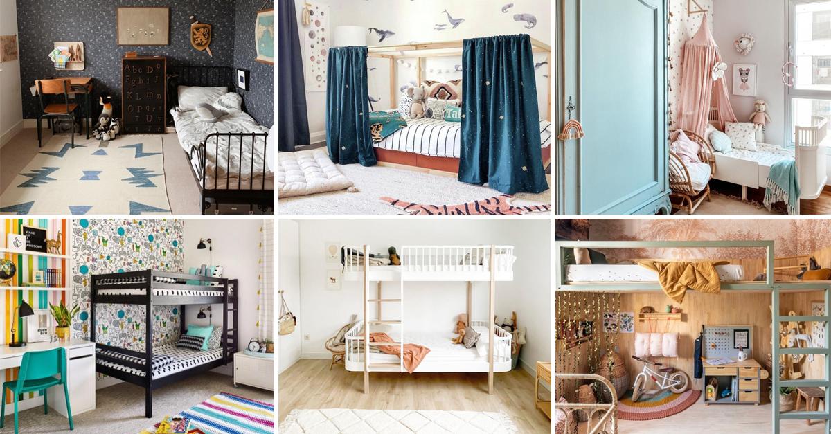 Truques para decorar quartos de criança