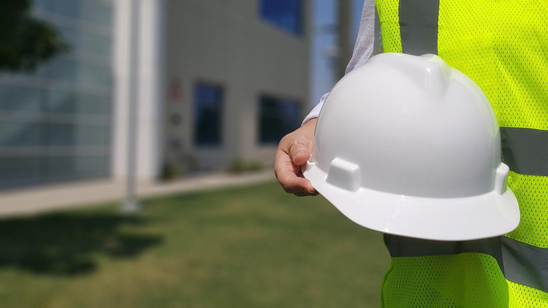 Acidentes de trabalho no setor da construção