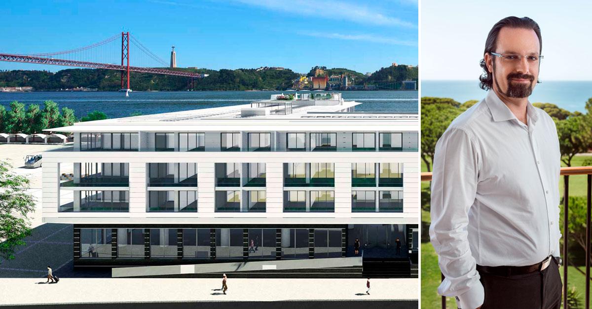 Projeto de luxo em Lisboa