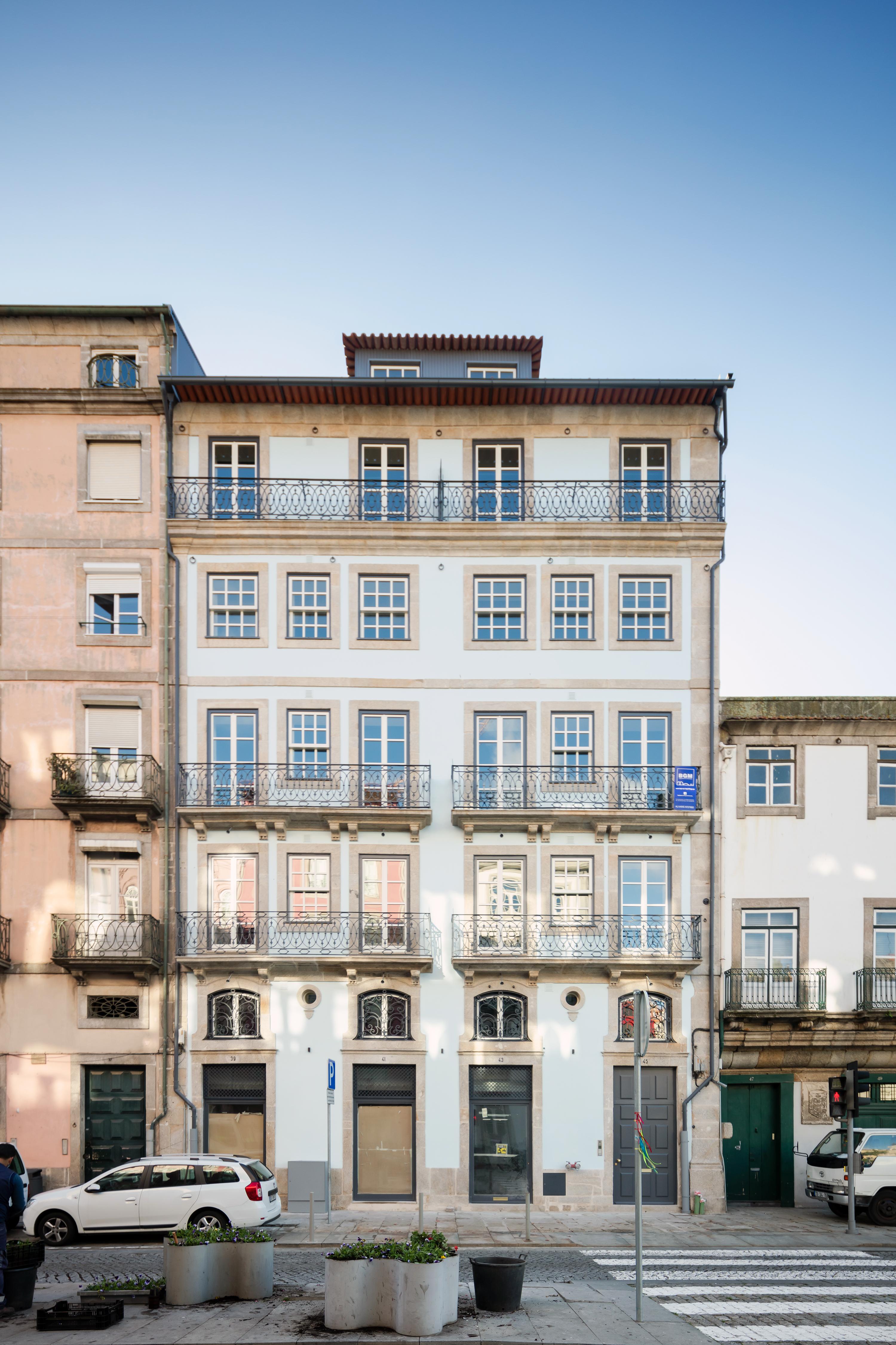 Projeto português de arquitetura premiado no Porto