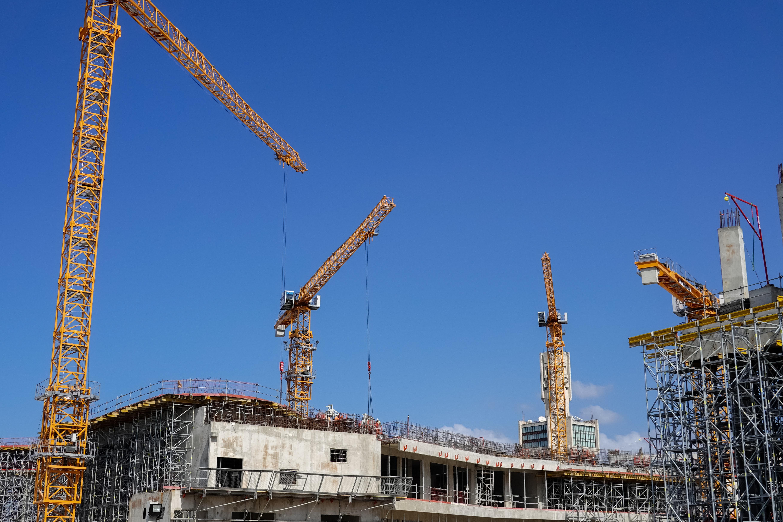 Investimento em construção em Portugal aumenta 6,4%
