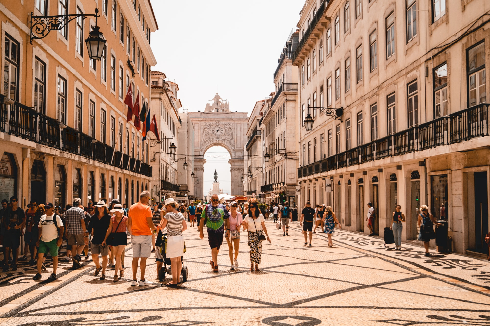 Comércio em Lisboa