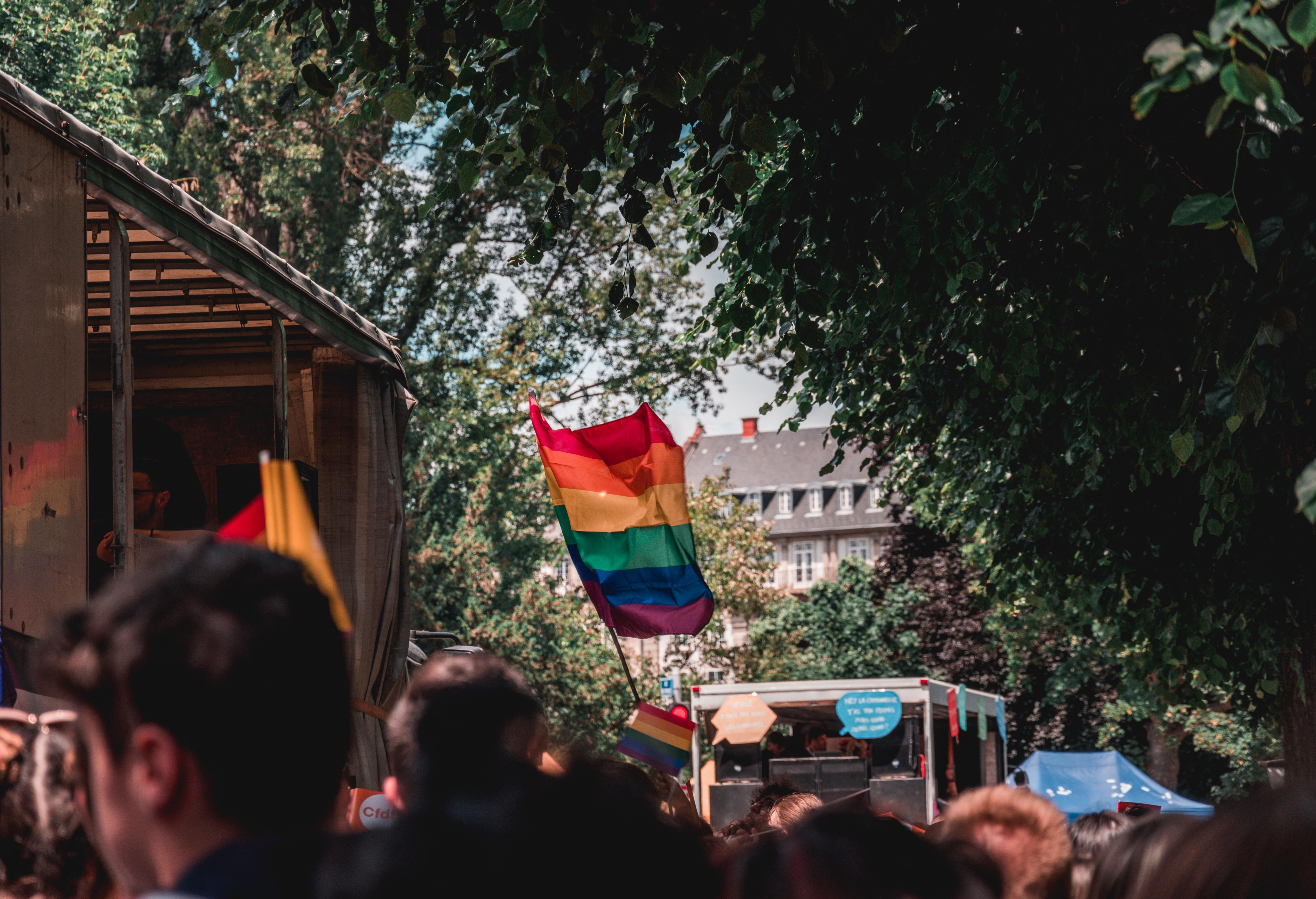 Marcha do Orgulho LGBTI+ de Lisboa 2021