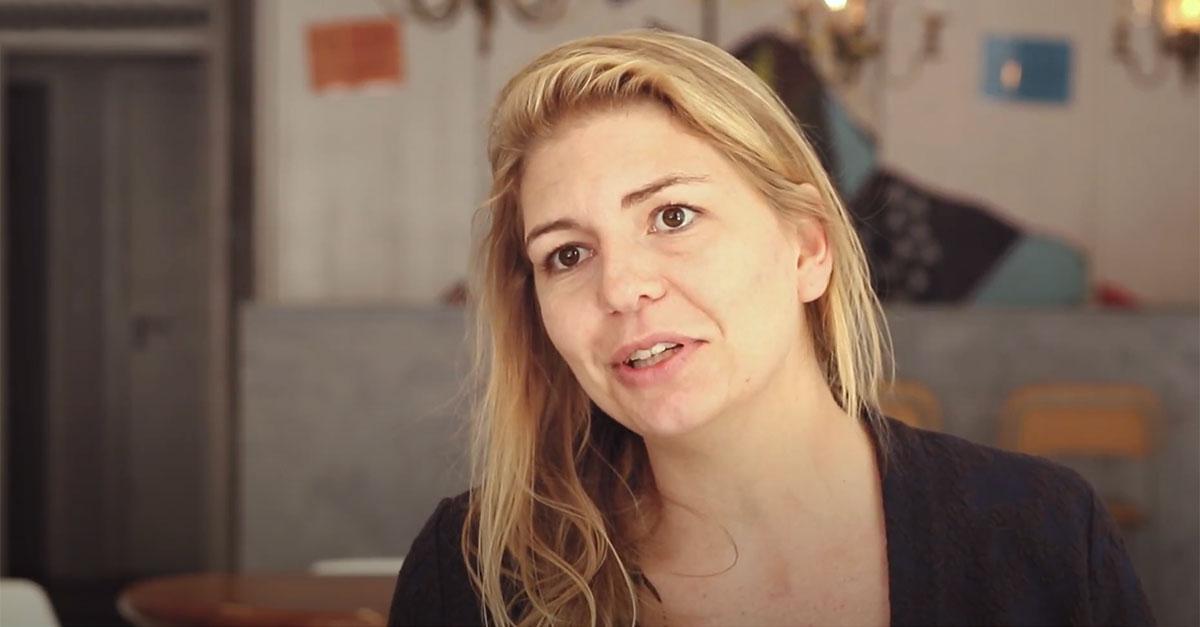 Marta Ramos, diretora executiva da ILGA Portugal