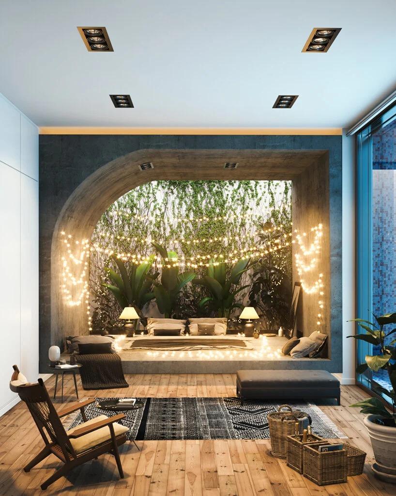 'Landscape House' de Milad Eshtiyaghi